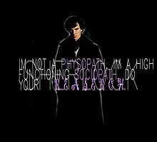 Sherlock by Hannah Thayer