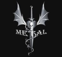 METAL T by Cliff Vestergaard