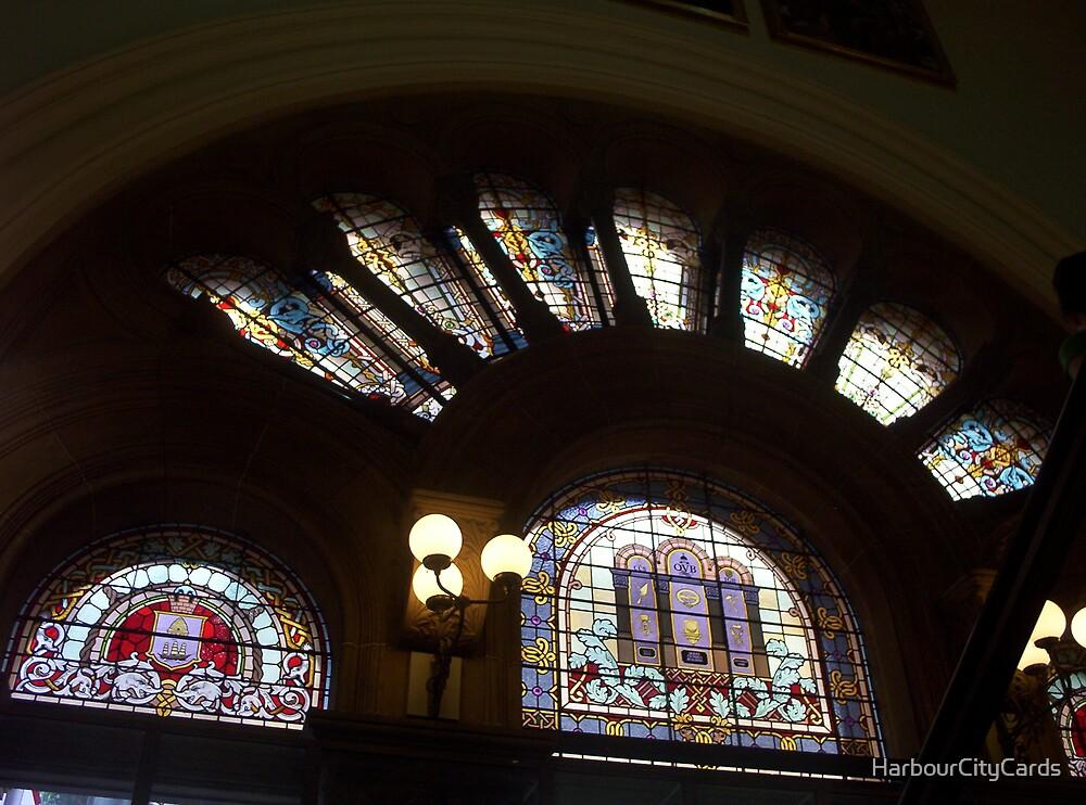 Mirrored stillness by HarbourCityCards
