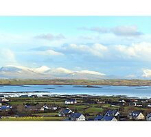 Clew Bay Ireland Photographic Print