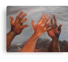 High Five: They Might Be Giants Canvas Print