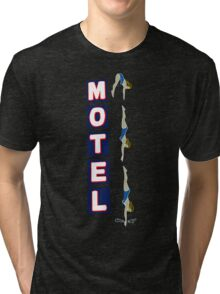 Motel Sign Tri-blend T-Shirt