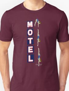 Motel Sign Unisex T-Shirt