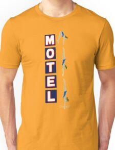 Motel Sign Unisex T-Shirt