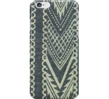 Textile Pattern iPhone Case/Skin