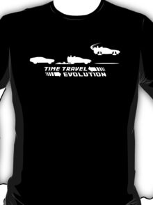 Time Travel Evolution T-Shirt