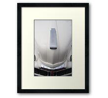Series:  Hoods and Their Ornaments VIII Framed Print