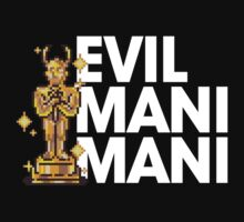 Evil Mani Mani statue by kschruder