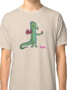 (Out Of) Luck Dragon Classic T-Shirt