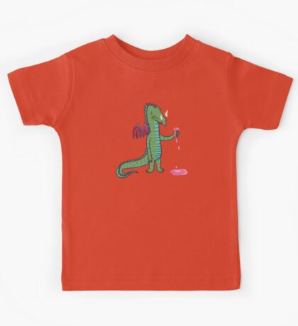 (Out Of) Luck Dragon Kids Tee