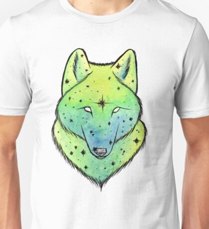 Star Wolf-No Eye Patch-Normal Unisex T-Shirt
