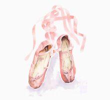 Ballet slippers Unisex T-Shirt