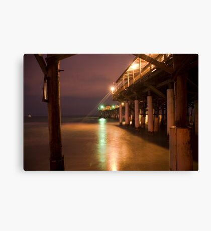 The Light of Epiphany Canvas Print