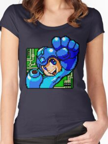 Rockman Women's Fitted Scoop T-Shirt