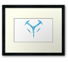 Esdeath's Imperial Arms Framed Print