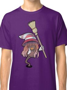 Paper Mario Style Shadow Classic T-Shirt