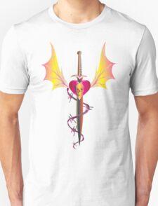 Metal girl T Unisex T-Shirt