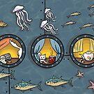 Underwater Life by beesants