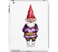 Alfred the gnome iPad Case/Skin