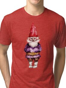 Alfred the gnome Tri-blend T-Shirt