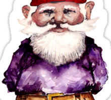 Alfred the gnome Sticker