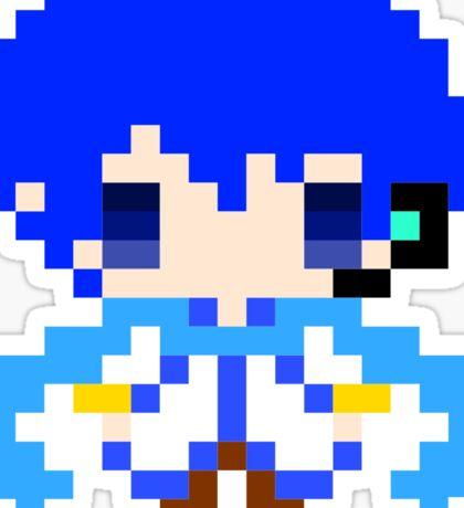 Pixel Chibi-KAITO Sticker