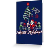 Nuka Cola Christmas! Greeting Card