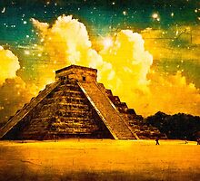 The Enduring Mystery Of The Maya - Chichen Itza by Mark Tisdale