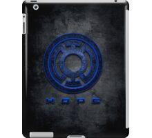 Blue Lantern iPad Case/Skin