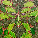 The Green Man by Anni Morris