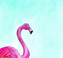Flamingo by bridgetdav