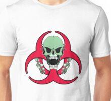 Zombie Green Finger Unisex T-Shirt
