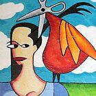 The Hairdresser Bird by Anni Morris