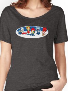 Thundera Peanuts Women's Relaxed Fit T-Shirt