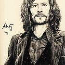 Sirius Black by Lyvyan