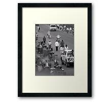 Iganga Highway, Uganda Framed Print