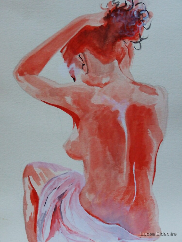 lady by Lucea Eldemire