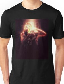 James Harden Basketball Sports Art Unisex T-Shirt