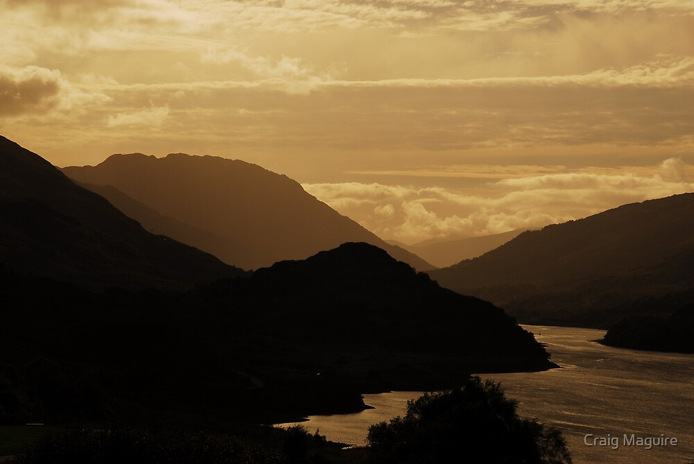 Loch Leven by Craig Maguire