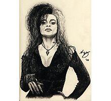 Bellatrix Lestrange Photographic Print