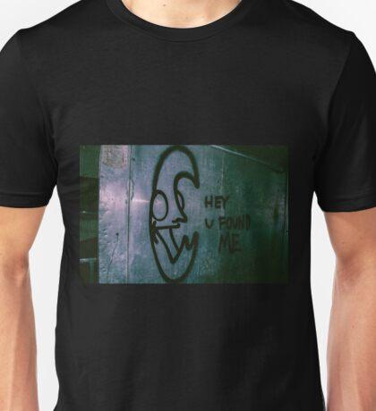 you found my broken soul Unisex T-Shirt