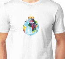 Globe bauble Unisex T-Shirt
