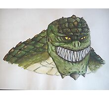 Killer Croc Photographic Print