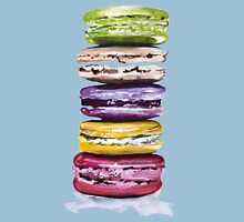 Stack of macarons Unisex T-Shirt