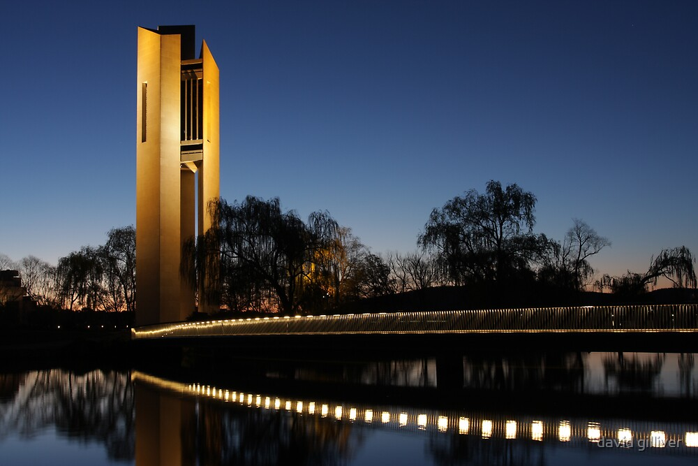 National Carillon, Canberra by david gilliver