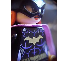 Batgirl Photographic Print