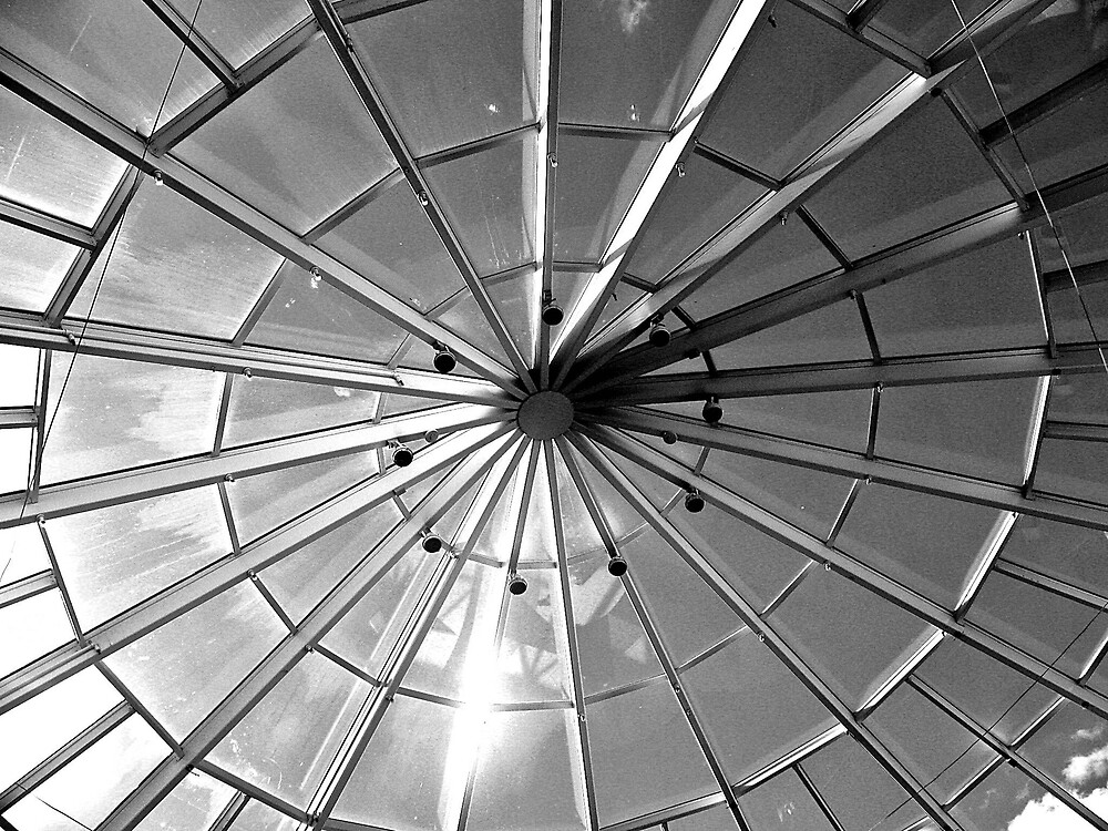 Mall Ceiling by Tommy Seibold