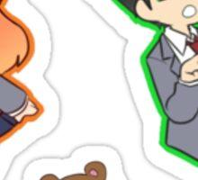 Gekkan Shoujo Nozaki-kun Chiyo, Nozaki Sticker