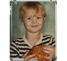 Child like wonder iPad Case/Skin