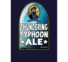 Haddock's Thundering Typhoon Ale Photographic Print